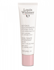 LW Tinted Moist UV20 Naturel 01 perf 30 ml