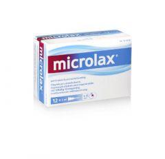 MICROLAX peräruiskeliuos (kerta-annospakkaus)12x5 ml